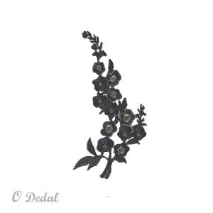 Aplicação Termocolante - Flor